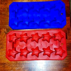 Other - Set of Two Star Silicone Molds